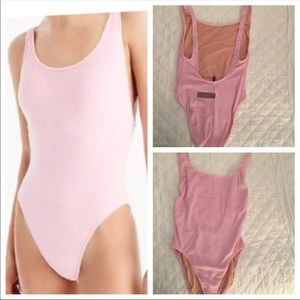 NWT J Crew Terry Cloth Swimsuit Size 12